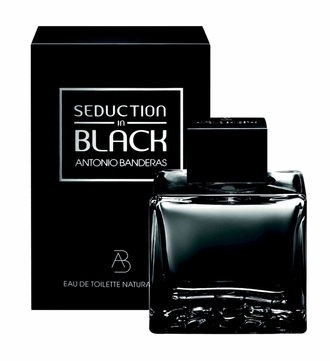 Antonio Banderas Black Seduction